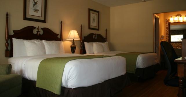 Standard Room 2-Queen (Sleeps 4)