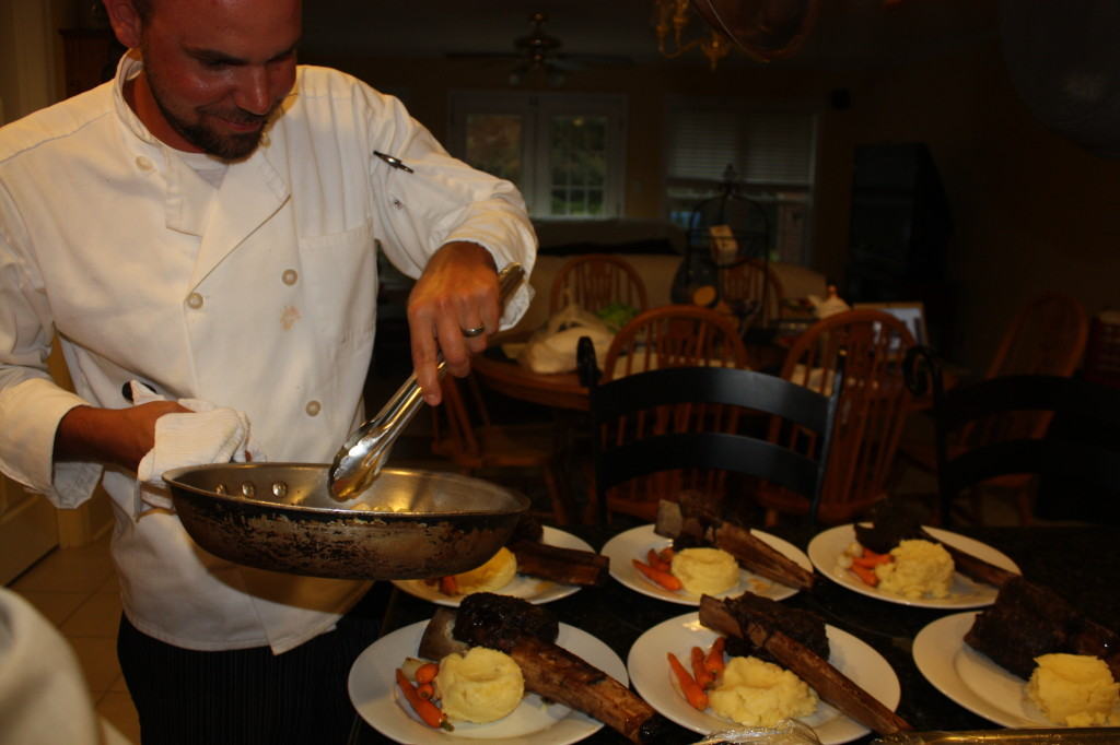 Chef Matt catering in Albany, Georgia