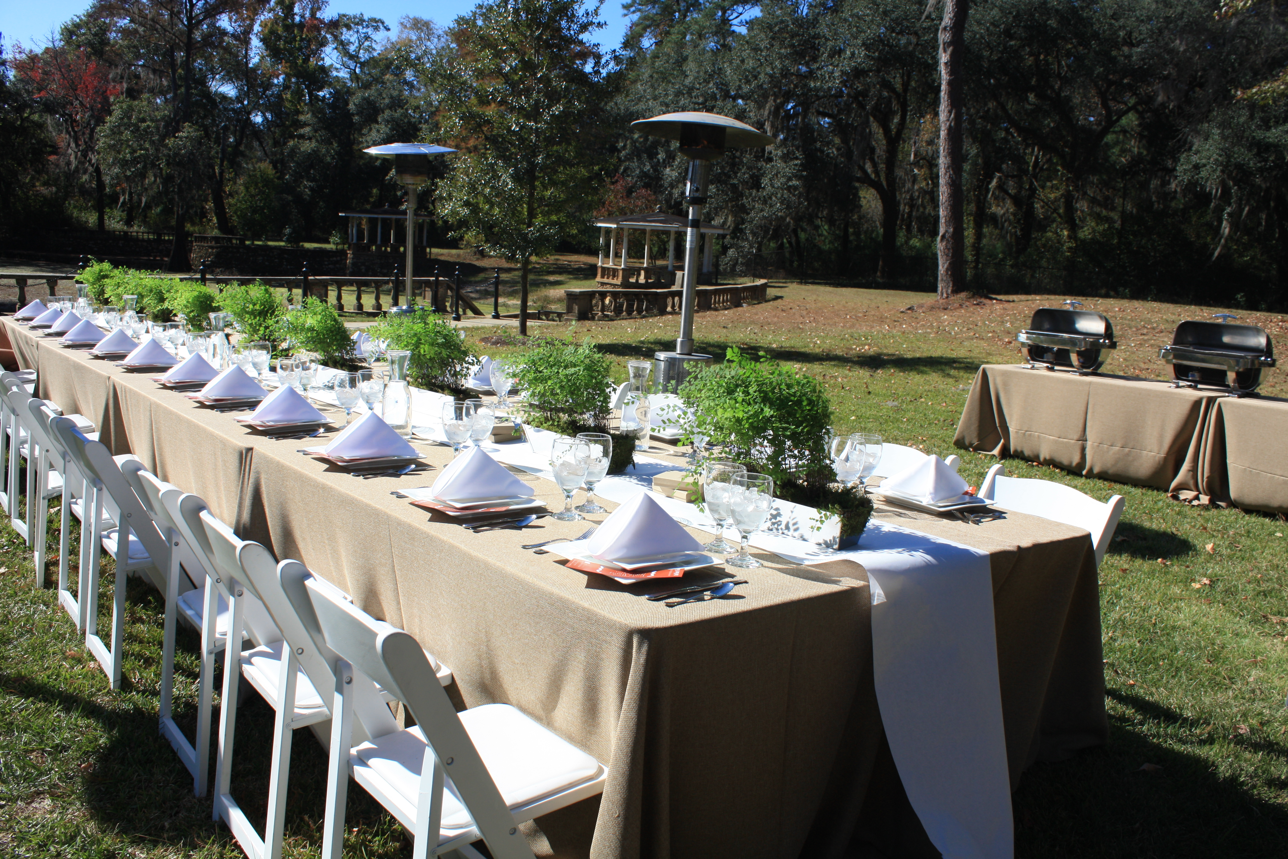 Catering In Albany GA By Stewbos - Kings table catering